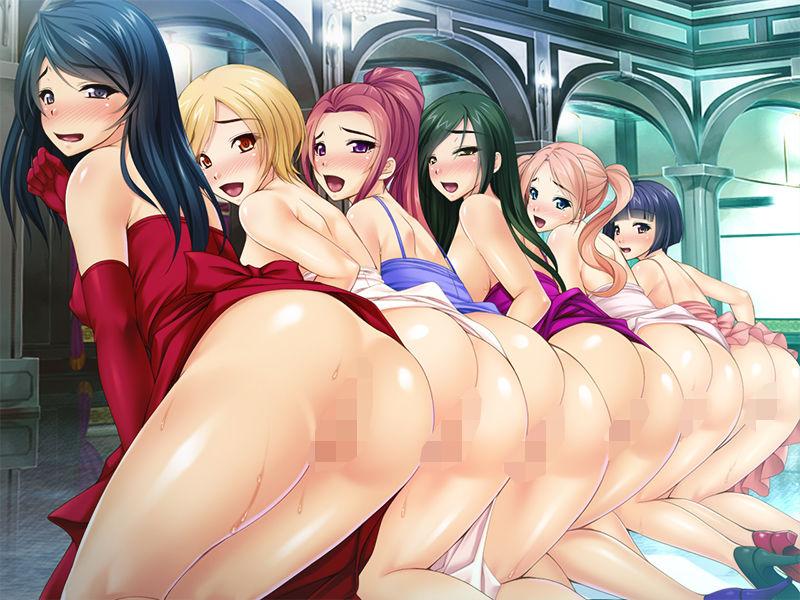 動画版キモメンでも巨根なら名門校のお嬢様を専用孕まセレブビッチにできる!